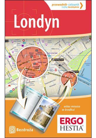 Okładka książki/ebooka Londyn. Przewodnik - Celownik. Wydanie 1