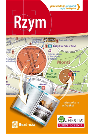 Okładka książki/ebooka Rzym. Przewodnik - Celownik. Wydanie 1