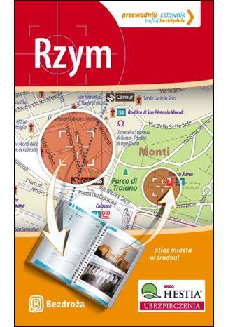 Okładka książki Rzym. Przewodnik - Celownik. Wydanie 1
