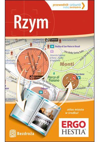 Okładka książki Rzym. Przewodnik - Celownik. Wydanie 2