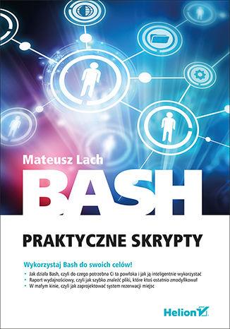 Okładka książki/ebooka Bash. Praktyczne skrypty