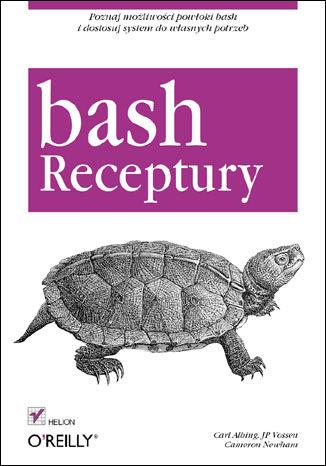 Okładka książki Bash. Receptury
