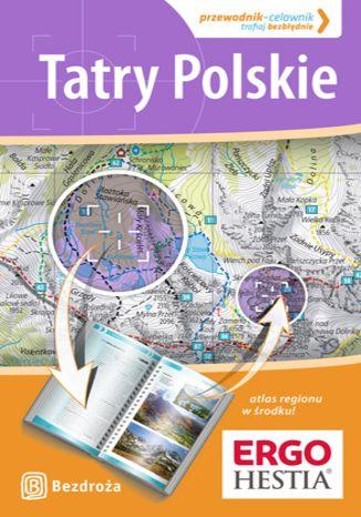 Okładka książki/ebooka Tatry Polskie. Przewodnik - Celownik