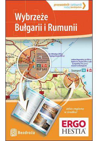 Okładka książki Wybrzeże Bułgarii i  Rumunii. Przewodnik - Celownik. Wydanie 1