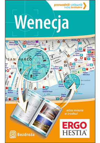 Okładka książki Wenecja. Przewodnik - Celownik
