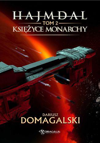 Okładka książki/ebooka Hajmdal. Tom 2. Księżyce Monarchy