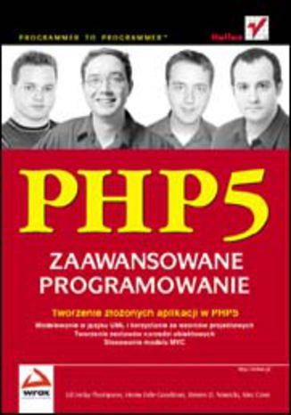 Okładka książki/ebooka PHP5. Zaawansowane programowanie