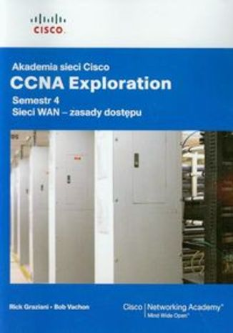 Okładka książki/ebooka Akademia sieci Cisco CCNA. Exploration Semestr 4