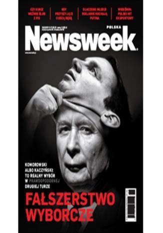 Okładka książki/ebooka Newsweek do słuchania nr 20 z 11.05.2015