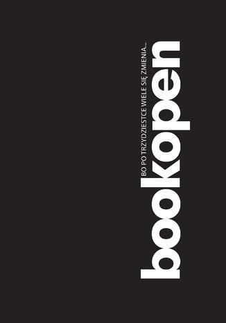 Okładka książki/ebooka Bookopen, bo po trzydziestce wiele się zmienia