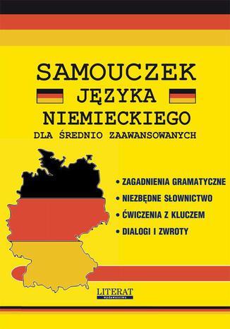 Okładka książki/ebooka Samouczek języka niemieckiego dla średnio zaawansowanych