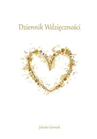 Okładka książki/ebooka Dziennik wdzięczności