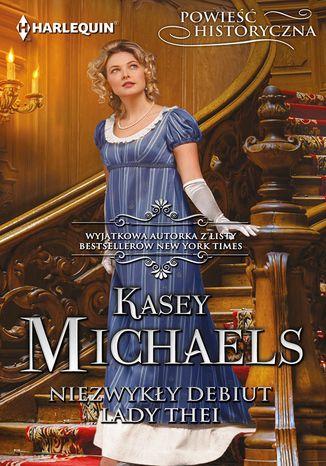 Okładka książki/ebooka Niezwykły debiut lady Thei