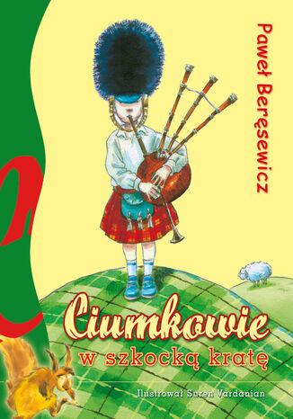 Okładka książki/ebooka Ciumkowie w szkocką kratę