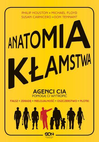 Okładka książki/ebooka Anatomia kłamstwa