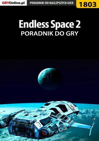 Okładka książki/ebooka Endless Space 2 - poradnik do gry