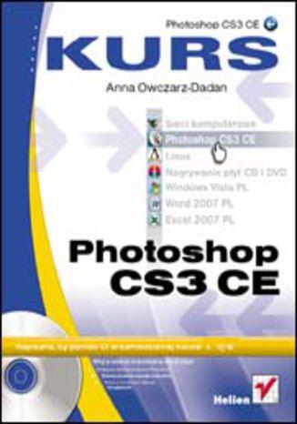 Okładka książki/ebooka Photoshop CS3 CE. Kurs