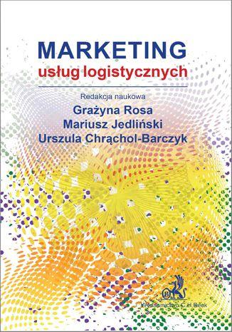 Okładka książki/ebooka Marketing usług logistycznych
