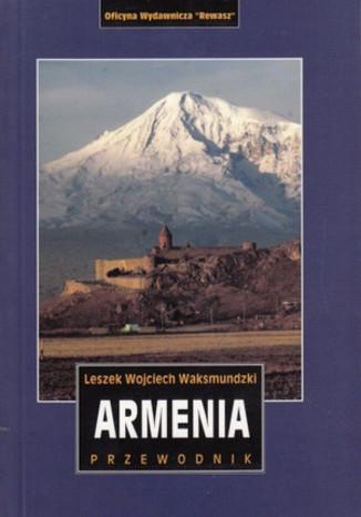 Okładka książki/ebooka Armenia. Przewodnik Rewasz