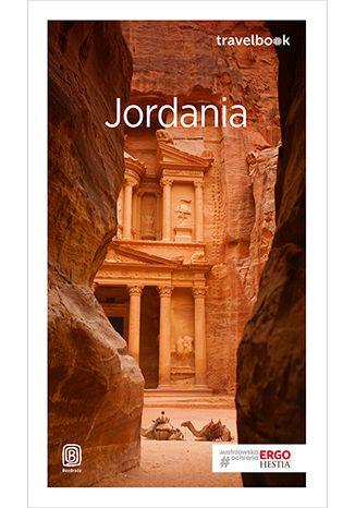 Okładka książki/ebooka Jordania. Travelbook. Wydanie 1