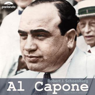 Okładka książki Al Capone