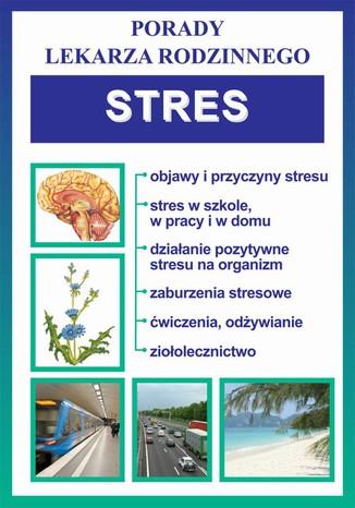 Okładka książki/ebooka Stres. Porady lekarza rodzinnego