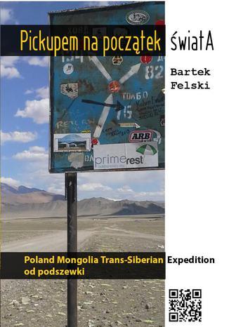 Okładka książki/ebooka Pickupem na początek światA