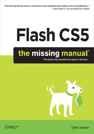 Okładka książki/ebooka Flash CS5: The Missing Manual