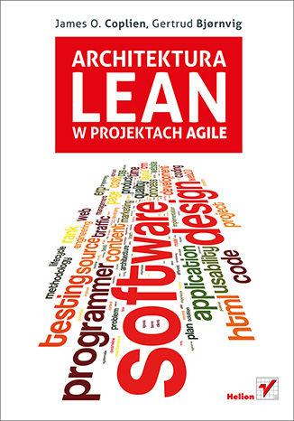 Okładka książki/ebooka Architektura Lean w projektach Agile