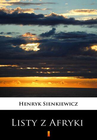 Okładka książki/ebooka Listy z Afryki