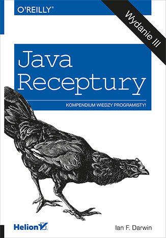 Okładka książki Java. Receptury. Wydanie III