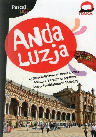 Okładka książki Andaluzja. Przewodnik Pascal Lajt