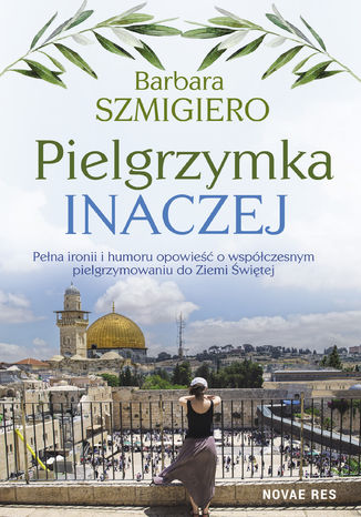Okładka książki/ebooka Pielgrzymka inaczej