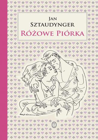 Okładka książki/ebooka Różowe piórka