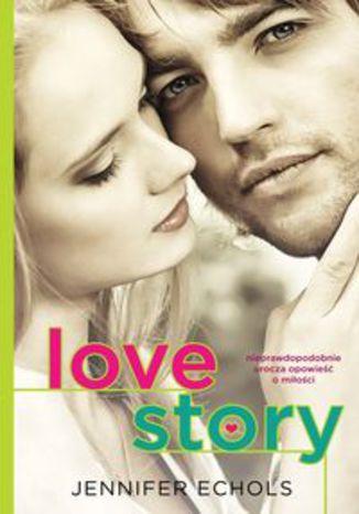 Okładka książki/ebooka Love story