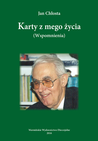 Okładka książki/ebooka Karty z mego życia