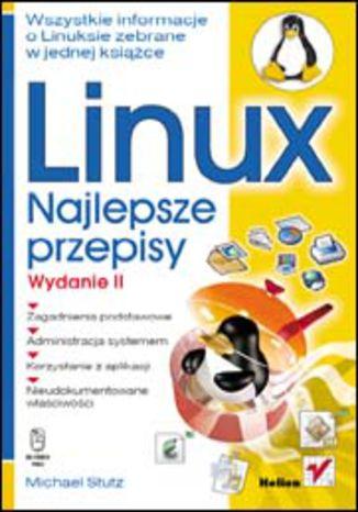 Okładka książki/ebooka Linux. Najlepsze przepisy. Wydanie II