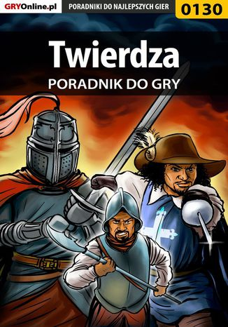 Okładka książki/ebooka Twierdza - poradnik do gry
