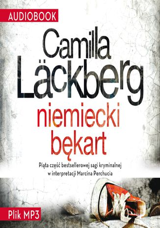 Okładka książki/ebooka Niemiecki bękart (wyd. 2)
