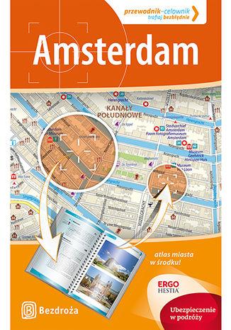 Okładka książki Amsterdam. Przewodnik-celownik. Wydanie 1