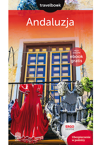 Okładka książki Andaluzja. Travelbook. Wydanie 2