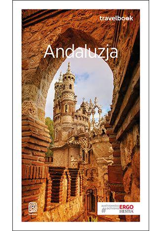 Okładka książki Andaluzja. Travelbook. Wydanie 3