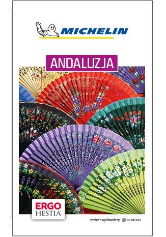 Okładka książki Andaluzja. Michelin. Wydanie 1