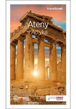 Okładka książki/ebooka Ateny i Attyka. Travelbook. Wydanie 1