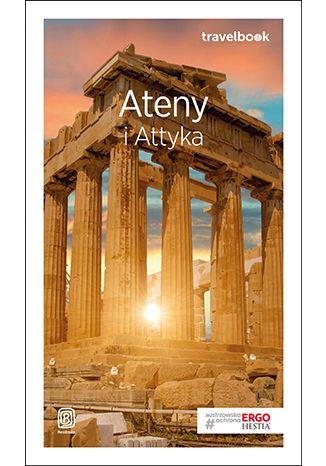Okładka książki Ateny i Attyka. Travelbook. Wydanie 1