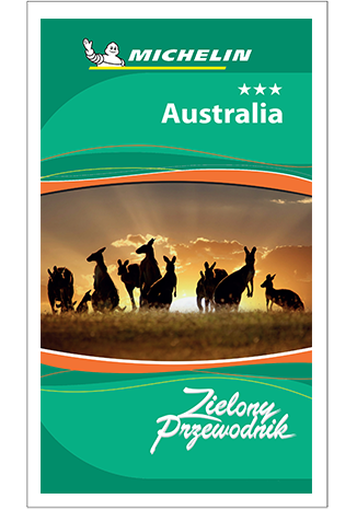 Okładka książki/ebooka Australia. Zielony Przewodnik. Wydanie 1