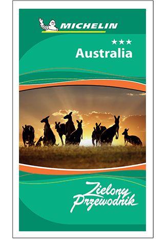 Okładka książki Australia. Zielony Przewodnik. Wydanie 1