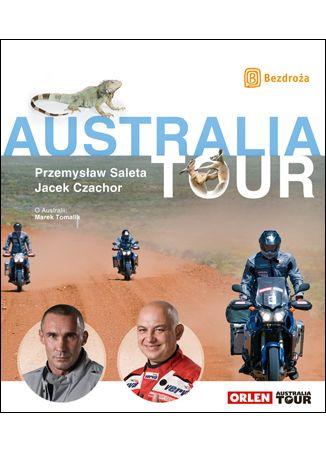 Okładka książki Australia Tour