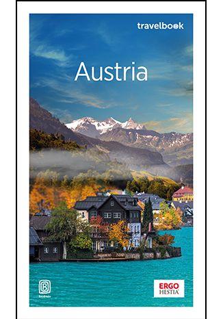 Okładka książki Austria. Travelbook. Wydanie 1