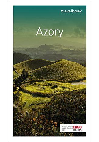 Okładka książki Azory. Travelbook. Wydanie 2